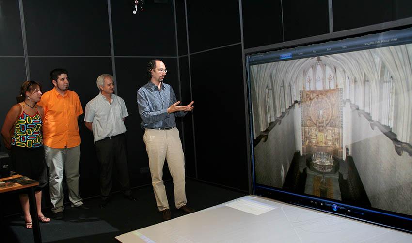 3DUBU Equipo de reconstrucción virtual de patrimonio en Digiubu.