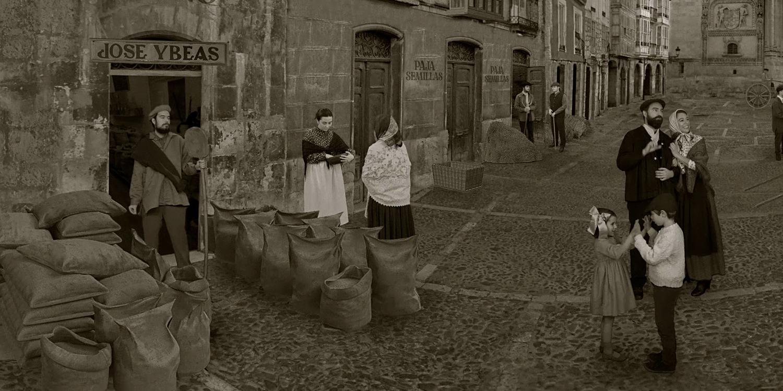 Burgos 1921 Llana de Afuera cuadro 1