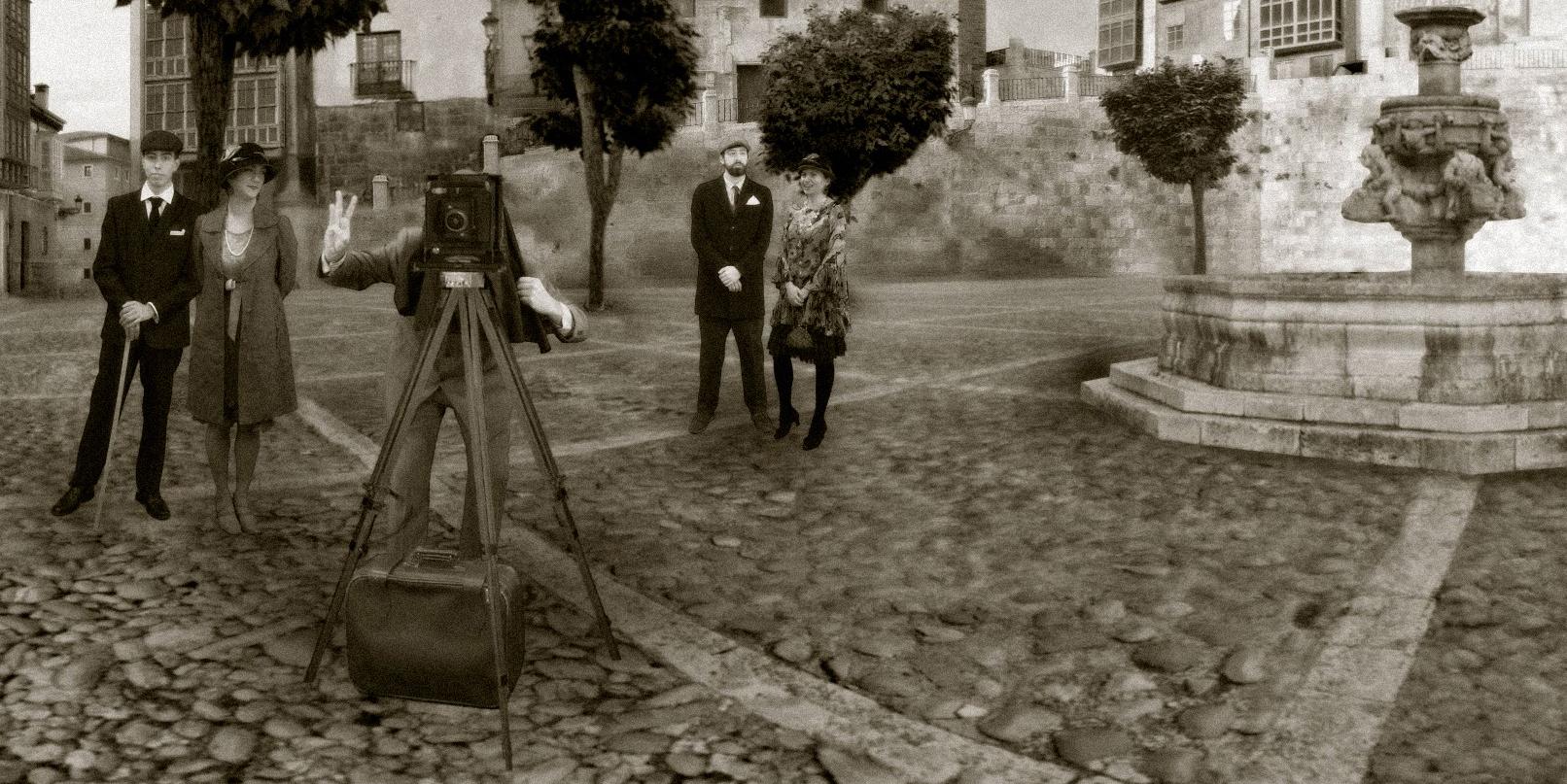 Burgos 1921 Sta. María cuadro 1