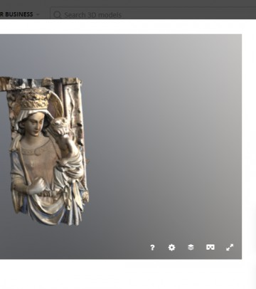 robot wireframe 1