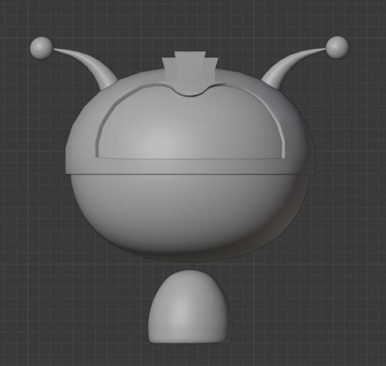 robot modelo