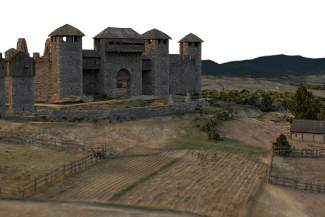 David Serrano Fernández buscando texturas