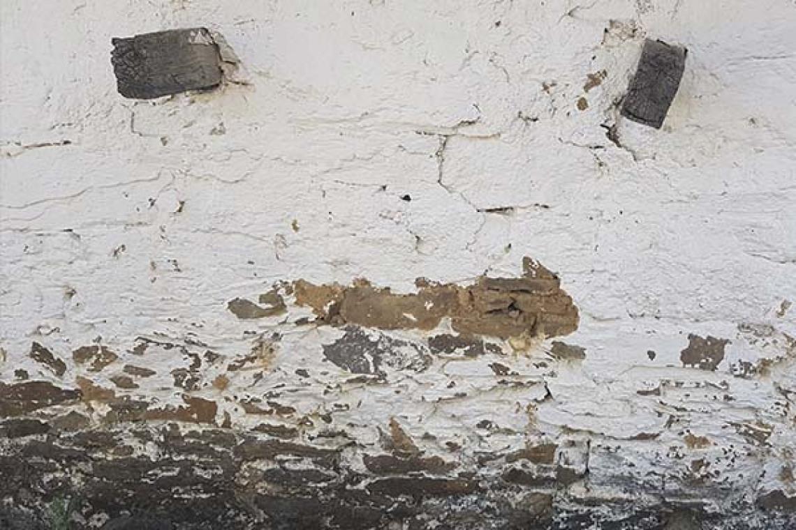 Textura pared piedra